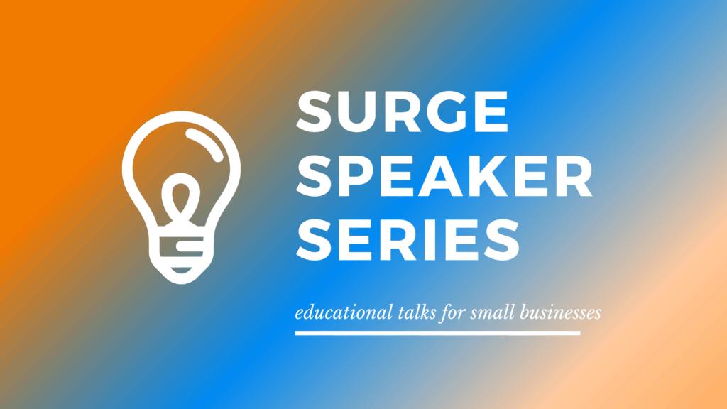 surge speaker series